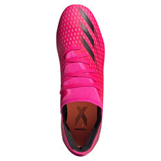 adidas X Ghosted .3 Football Boots, Pink, rebel_hi-res