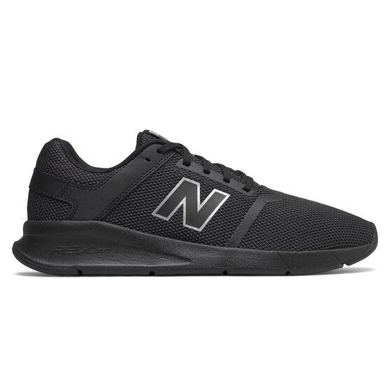 New Balance 24v2 Mens Casual Shoes, Black, rebel_hi-res
