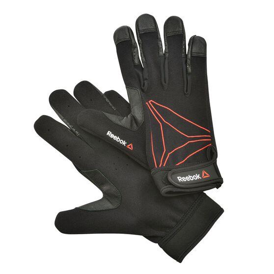 Reebok Delta Functional Training Glove, Black, rebel_hi-res