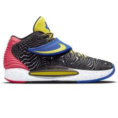 Nike KD 14 Basketball Shoes Black US 7, Black, rebel_hi-res
