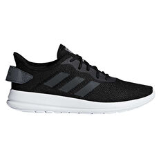 adidas Yatra Womens Casual Shoes Black / Grey US 6, Black / Grey, rebel_hi-res