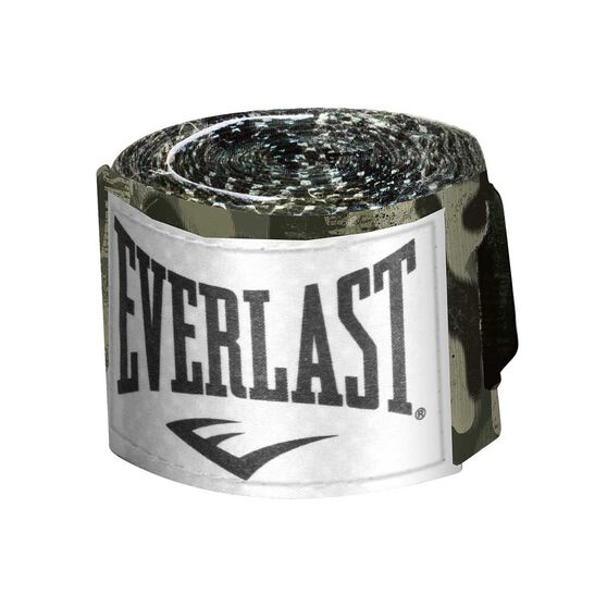 Everlast 120in Elite Hand Wraps Camo, , rebel_hi-res