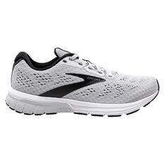 Brooks Anthem 4 Mens Running Shoes Grey/Black US 7, Grey/Black, rebel_hi-res