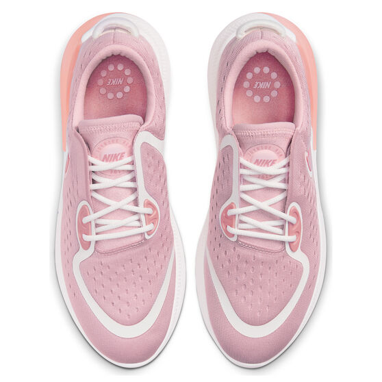 Nike Joyride Dual Run Womens Running Shoes, Pink, rebel_hi-res