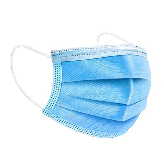al-SHIELDS 3-Ply Disposable Face Masks 10 Pack, , rebel_hi-res