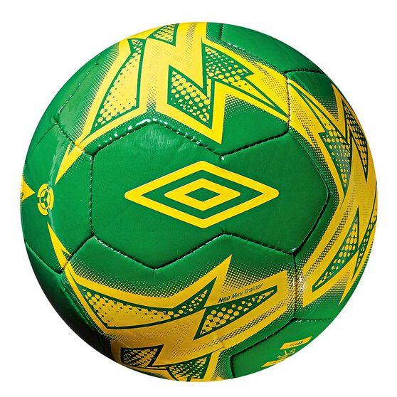 Umbro Neo Trainer Mini Soccer Ball White / Black 1, , rebel_hi-res