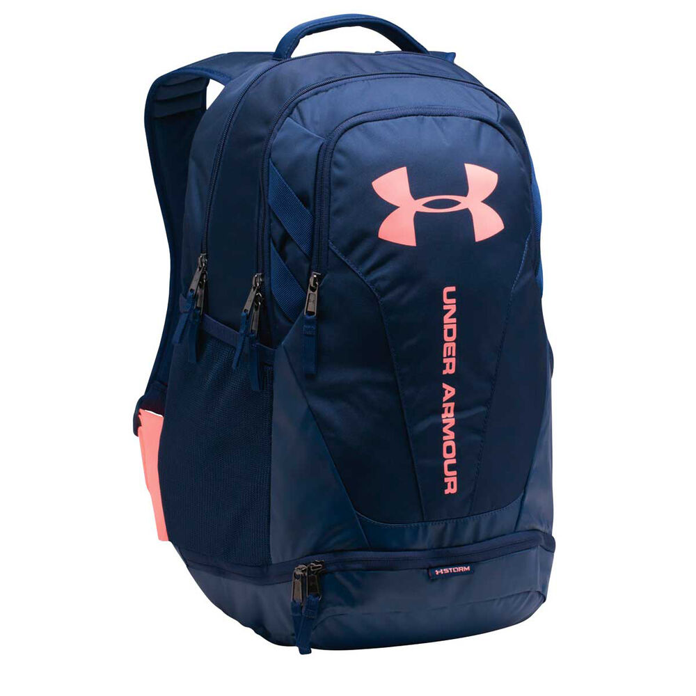ed27229e8f59 Under Armour Hustle 3.0 Backpack Navy