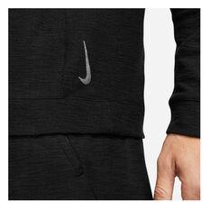 Nike Mens Yoga Crew, Black, rebel_hi-res