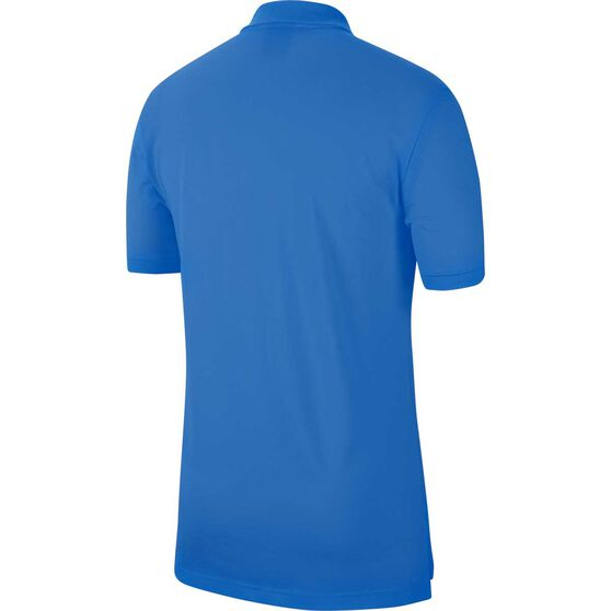 Nike Mens Sportswear Matchup Polo, Blue / White, rebel_hi-res