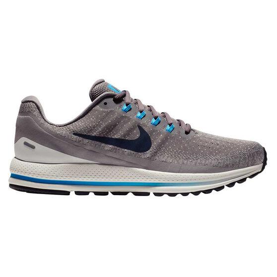 Nike Air Zoom Vomero 13 Mens Running Shoes, Grey, rebel_hi-res