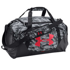 Under Armour Undeniable 3.0 Duffle Bag Steel, , rebel_hi-res