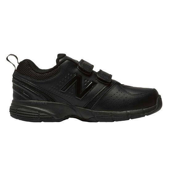 New Balance 625 Junior Cross Training Shoes, Black, rebel_hi-res