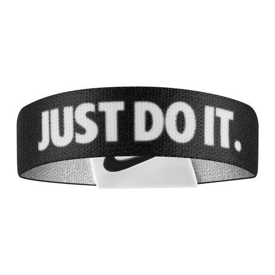 Nike Baller Band Black / White M / L, Black / White, rebel_hi-res