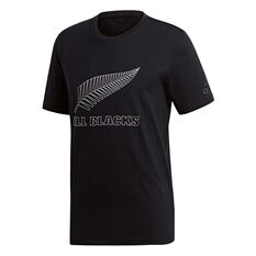 All Blacks 2018 Mens Supporter Tee, , rebel_hi-res