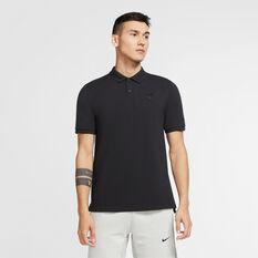 Liverpool FC 2020/21 Mens Polo Black S, Black, rebel_hi-res