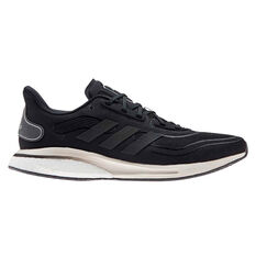 adidas Supernova Mens Running Shoes Black/Grey US 7, Black/Grey, rebel_hi-res