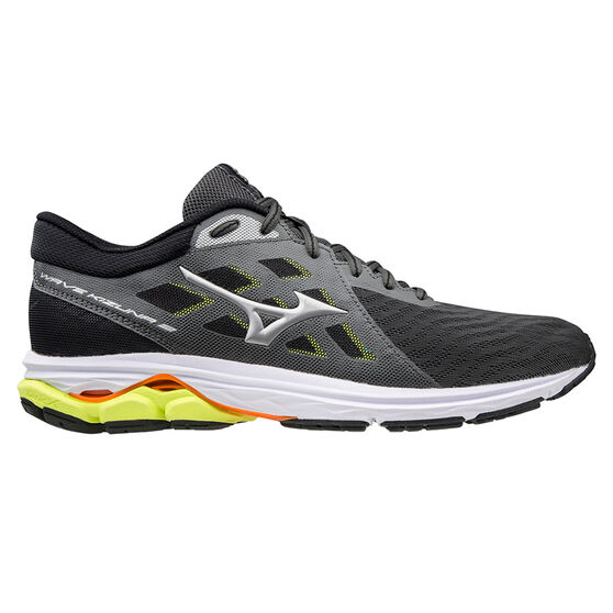 Mizuno Wave Kizuna Mens Running Shoes, Grey/Silver, rebel_hi-res