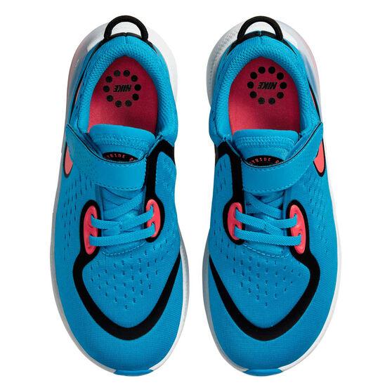 Nike Joyride Dual Run Kids Running Shoes, Blue / White, rebel_hi-res