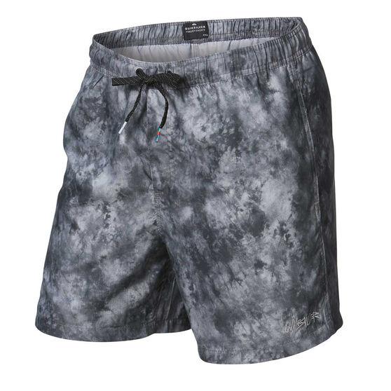 Quiksilver Mens Shibori Volley Board Shorts, , rebel_hi-res
