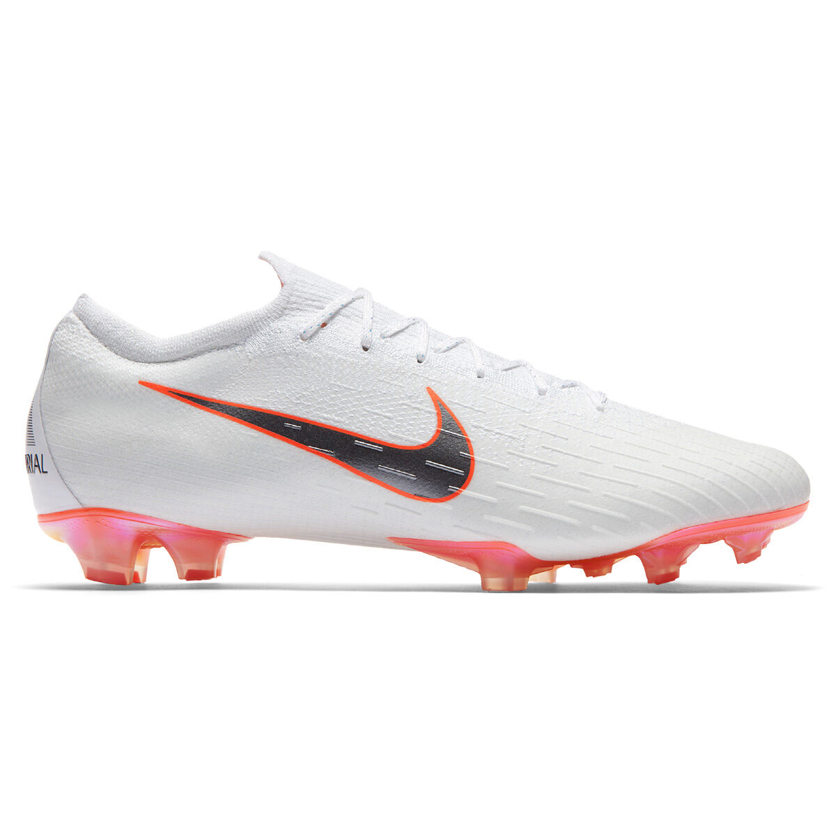 a9d7939ea ... coupon nike mercurial vapor xii elite mens football boots white grey us  7.5 white d25f2 9131a