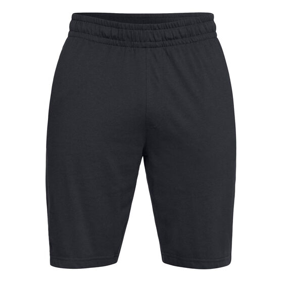 Under Armour Mens Rival Jersey Sportswear Shorts, , rebel_hi-res