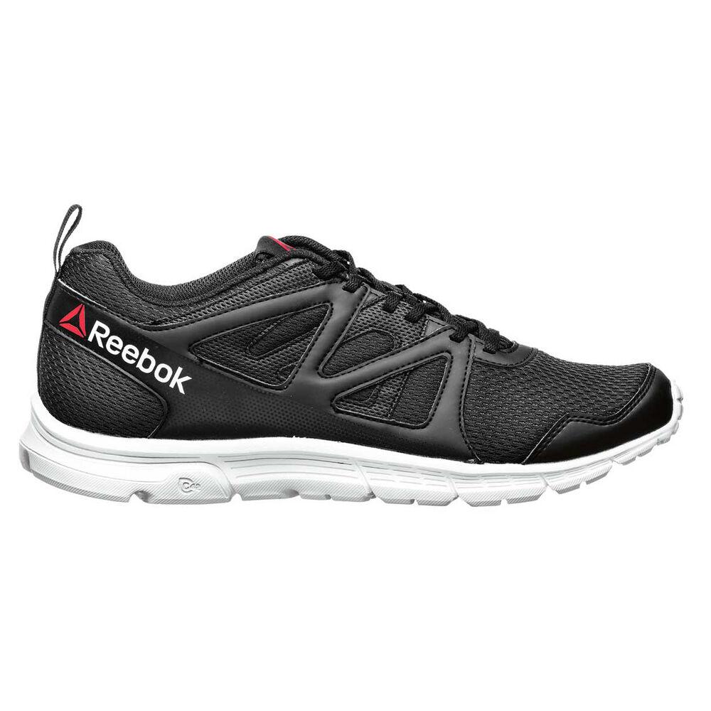 246d567d72bb94 ... Reebok Run Supreme Womens Running Shoes Black Grey US 7.5