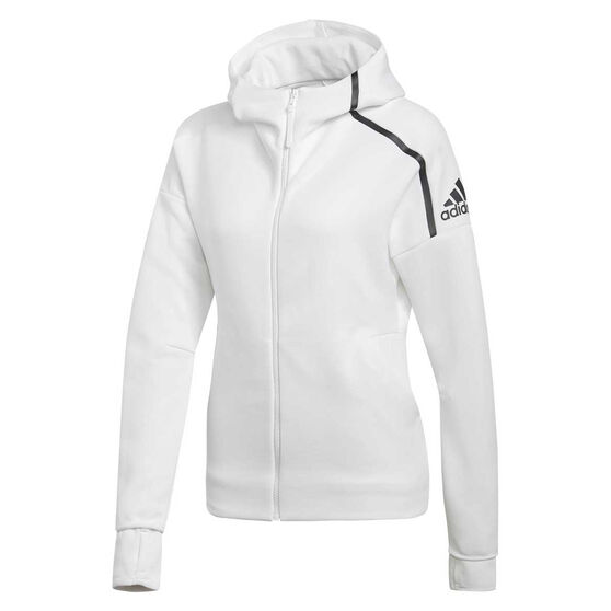65bd2d099c adidas Womens Z.N.E. Fast Release Hoodie