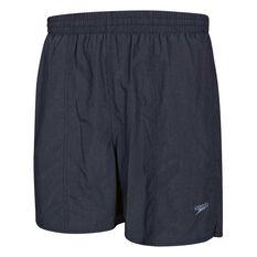 01f455aac3 ... Speedo Mens Solid Leisure Swim Shorts Carbon S Adult, Carbon,  rebel_hi-res