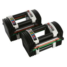 PowerBlock U90 Stage 1 Adjustable Dumbbell 1 - 22kg, , rebel_hi-res