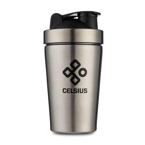 Celsius 600ml Stainless Steel Shaker Bottle  2ca715f7c