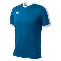 Umbro Velocity Knit Jersey Royal Blue XS YTH, Royal Blue, rebel_hi-res