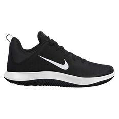 Nike Behold Low II Mens Basketball Shoes Black / White US 7, Black / White, rebel_hi-res