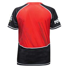 Melbourne Renegades 2018 Womens On Field Replica Shirt Red 8, Red, rebel_hi-res