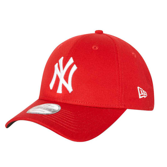 New York Yankees New Era 9FORTY Core Cap Red, , rebel_hi-res