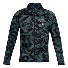 Under Armour Mens Run Anywhere Storm Jacket Blue S, Blue, rebel_hi-res