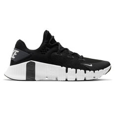 Nike Free Metcon 4 Mens Training Shoes Black US 7, Black, rebel_hi-res