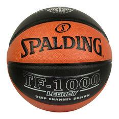 Spalding TF-1000 Legacy Basketball NSW Basketball Orange / Black 6, Orange / Black, rebel_hi-res