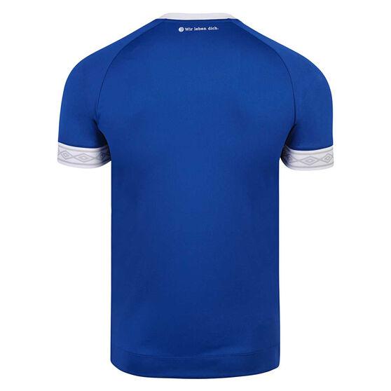FC Schalke 04 2018 / 19 Mens Home Jersey, Blue, rebel_hi-res