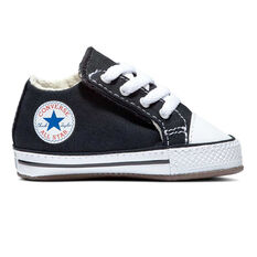 Converse Chuck Taylor All Star Cribster Toddlers Shoes Black / White US 1, , rebel_hi-res