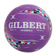 Gilbert Phoenix Purple Netball Purple 5, , rebel_hi-res