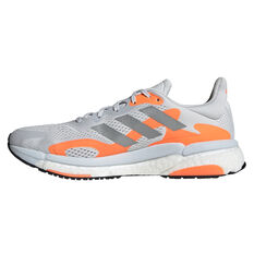 adidas SolarBoost 3 Mens Running Shoes Grey/Silver US 7, Grey/Silver, rebel_hi-res