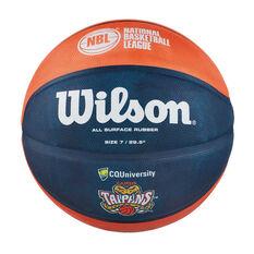 Wilson NBL Cairns Taipans Basketball, , rebel_hi-res