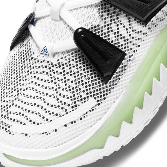 Nike Kyrie 7 Basketball Shoes, White, rebel_hi-res