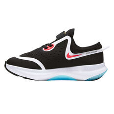 Nike Joyride Dual Run Kids Running Shoes Black / Blue US 11, Black / Blue, rebel_hi-res