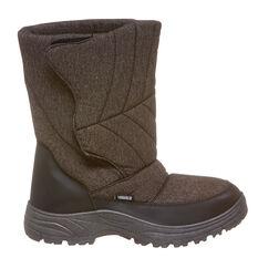 Tahwalhi Low Roll Mens Snow Boots Grey 7, Grey, rebel_hi-res