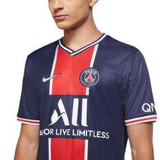 Paris Saint Germain FC 2020/21 Mens Home Jersey, , rebel_hi-res