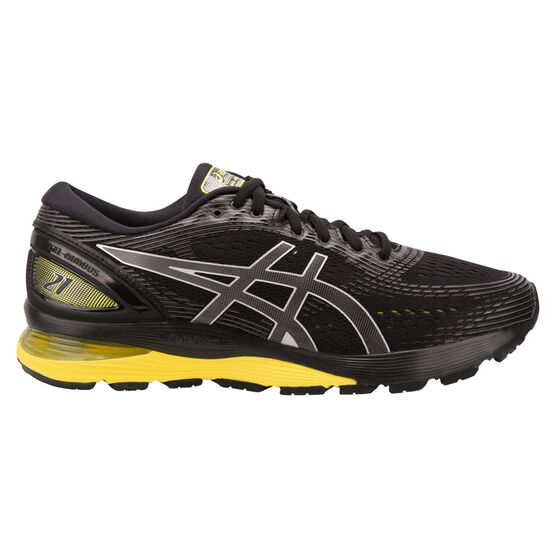 4500cd42b8 Asics Mens GEL Nimbus 21 Running Shoes