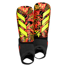 adidas Kids Messi Match Shin Guards Black S, Black, rebel_hi-res