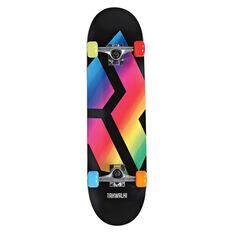 Tahwalhi Rainbow Big Logo Ramp Skateboard, , rebel_hi-res