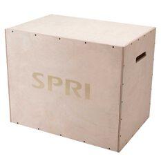 SPRI Cross Train Plyo Box, , rebel_hi-res